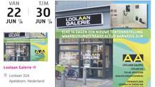 Expositie Loolaan Galerie juni 2019