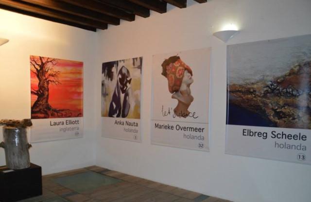 Minha Fukushima expositie Spanje, ElbregScheeleArt