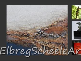 ElbregScheeleArt op de Kunstbeurs van Noord Brabant van 25 juni 2015 t/m 28 juni 2015