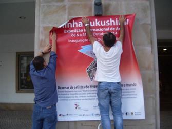 Minha Fukushima van 6 t/m 31 oktober 2014, Faro, Portugal