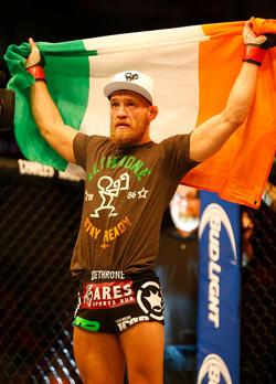 1. Conor McGregor