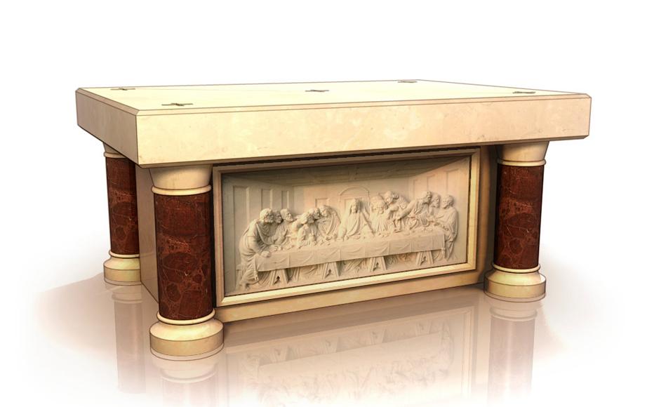 Altar - Conceptual Design