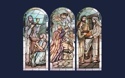 Old Testament nave windows