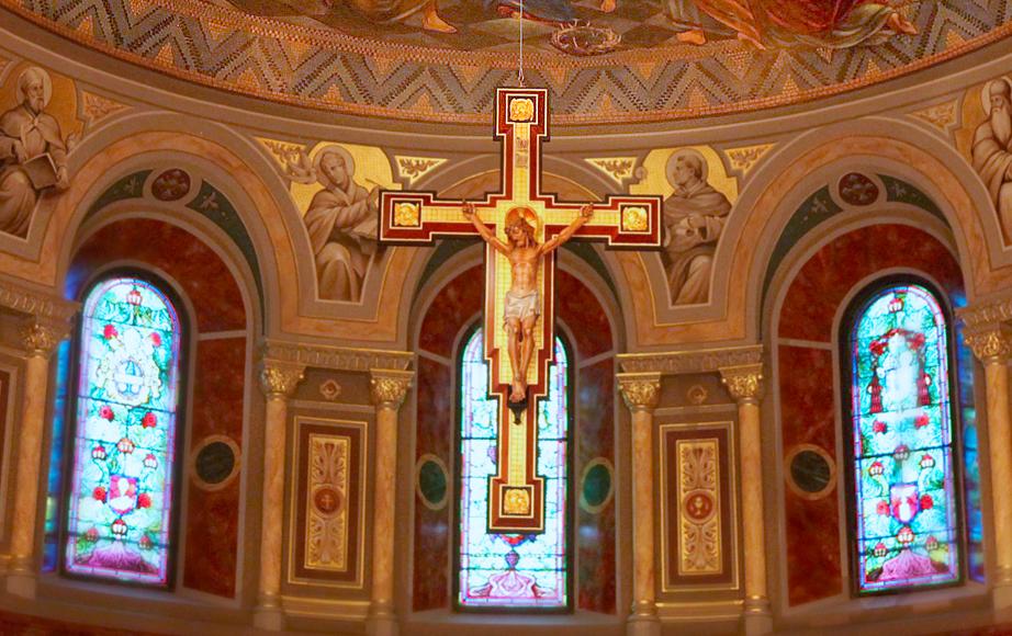 Crucifix - After