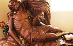The Pieta before