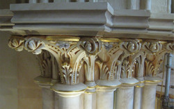 Restored capitals