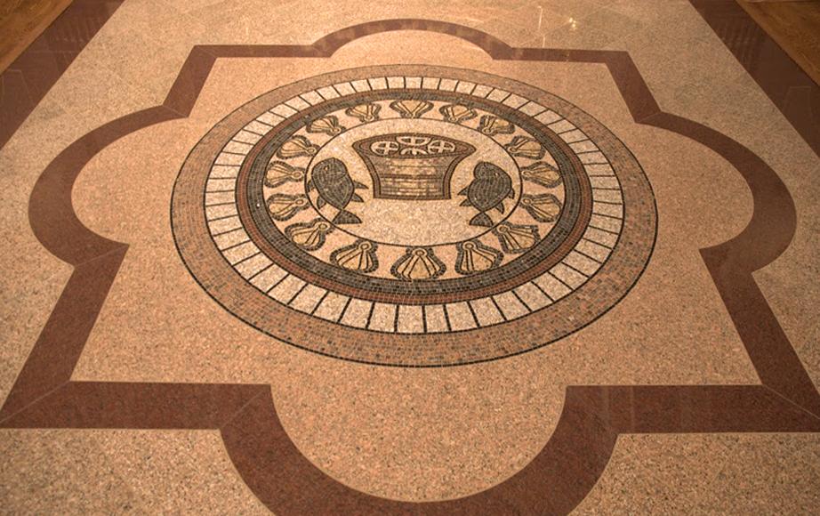 Sanctuary Flooring Design