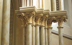 Restored columns