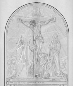 07-19-12 ROHN The Crucifixion illustration sample