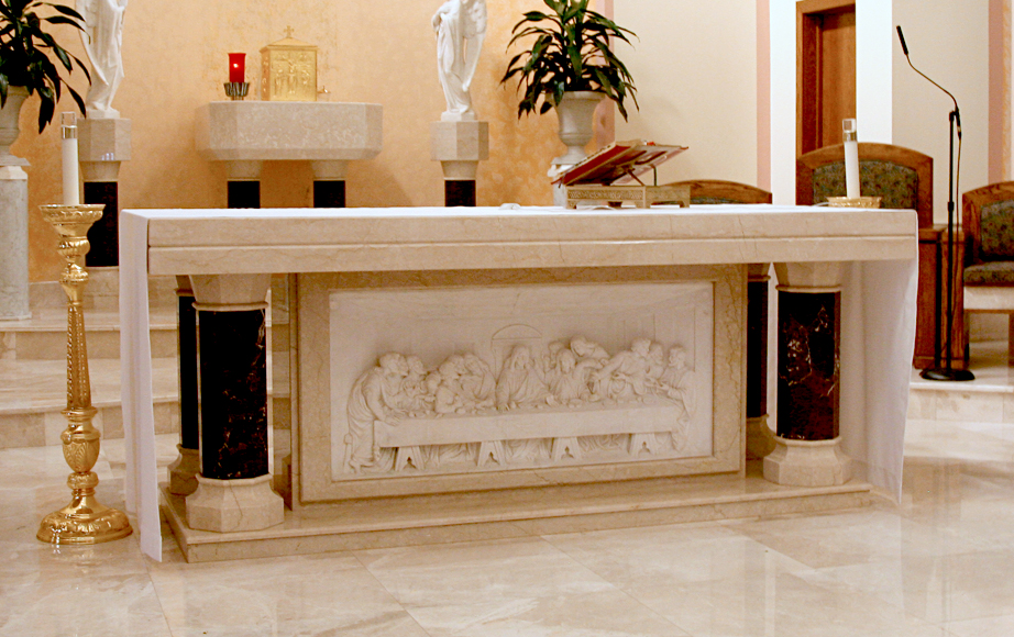 Altar - Completed