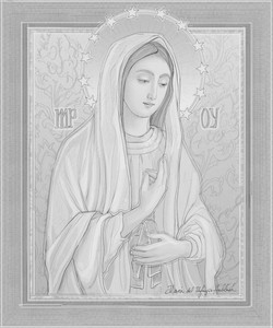 Immaculate Conception - Mosaic