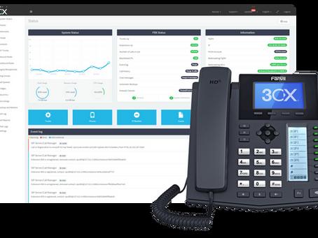 Votre standard téléphonique IP personnalisé : en local ou sur le cloud