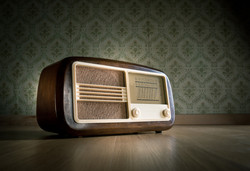 Old Fashioned Radio