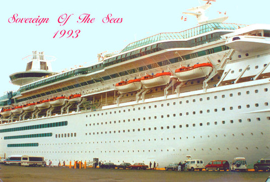 Soverein of the Seas