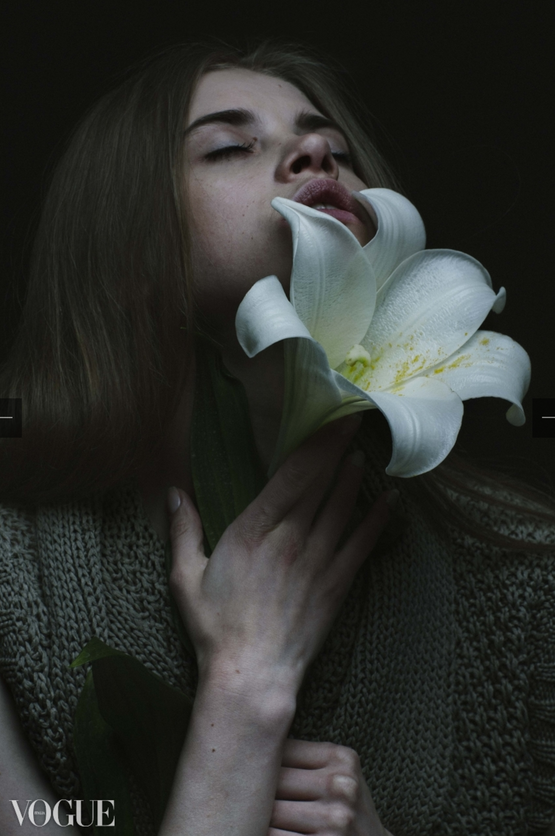 when the flowers