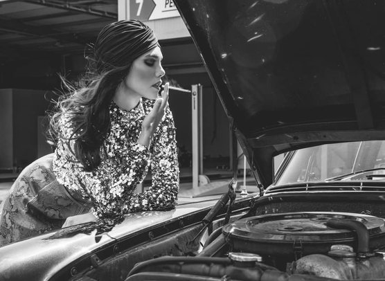 CAR TROUBLES FOR AMICA