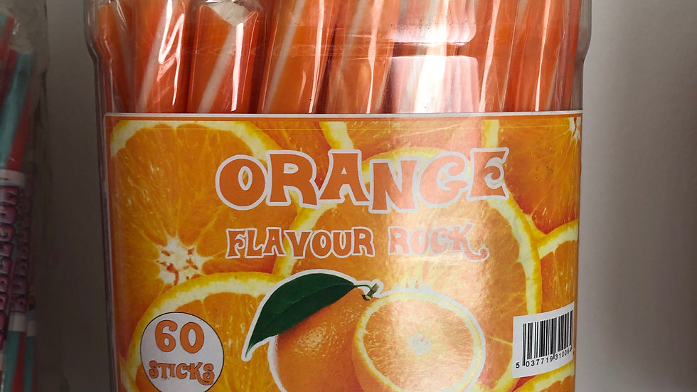 Orange Flavoured Rock