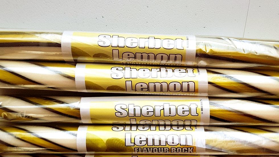 Sherbet Lemon flavoured Rock
