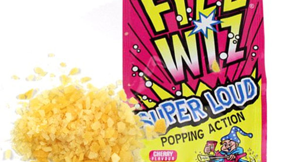 Fizz Whizz Cherry Popping Candy price is for 3 packets