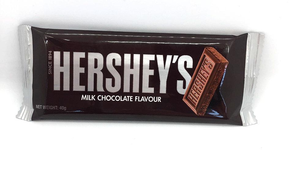 Hershey's chocolate bar - original