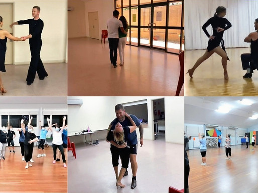 DANCING AND YOUR HEALTH
