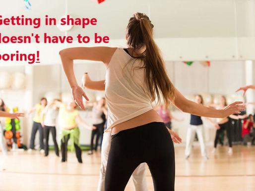 Latin Cardio Dance Classes