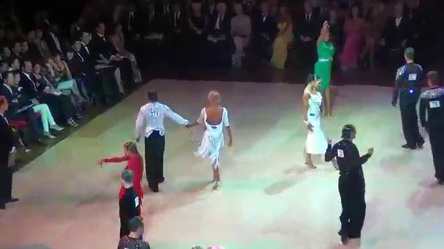 DanceSport | Latin Dancing | Blackpool Dance Festival |