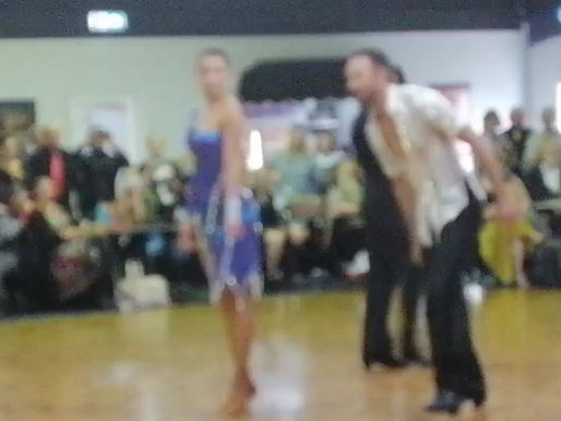 First Dance Competition since Covid-19