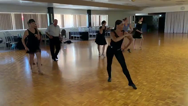 Latin Dancesport Class in Hamilton Hill