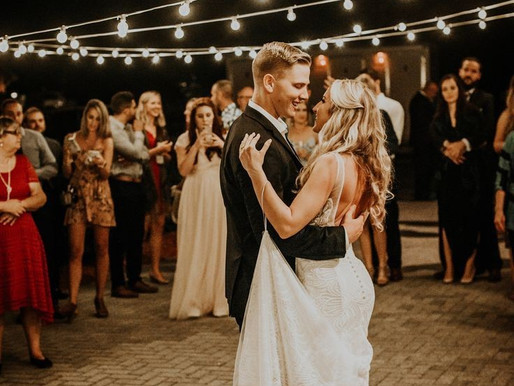 TOP 8 REASONS - FIRST DANCE