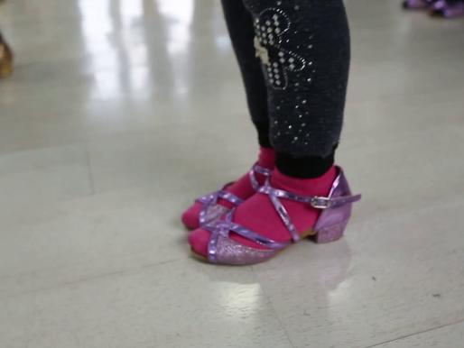 LATIN DANCE CLASSES FOR CHILDREN