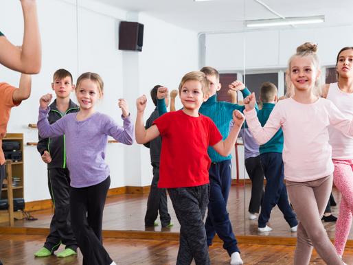 Free Intro Junior Latin Dance Class