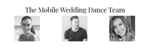 Team of Inga Haas School of Dance for mobile wedding dance lessons in Perth and Fremantle
