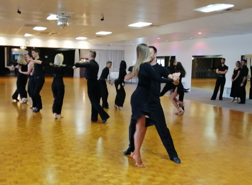 Top Health Reasons why you should consider Latin And Ballroom Dancing!