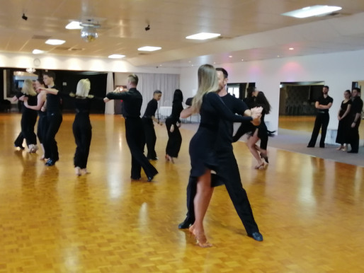 Top Health Reasons why you should consider Latin And Ballroom Dancing!