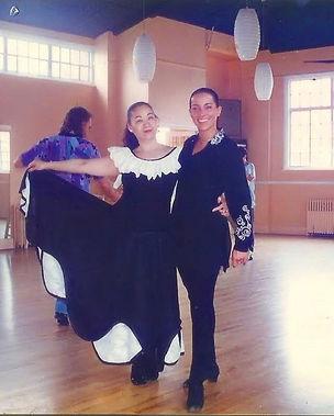 dance lessons at Semley Dance Studio London