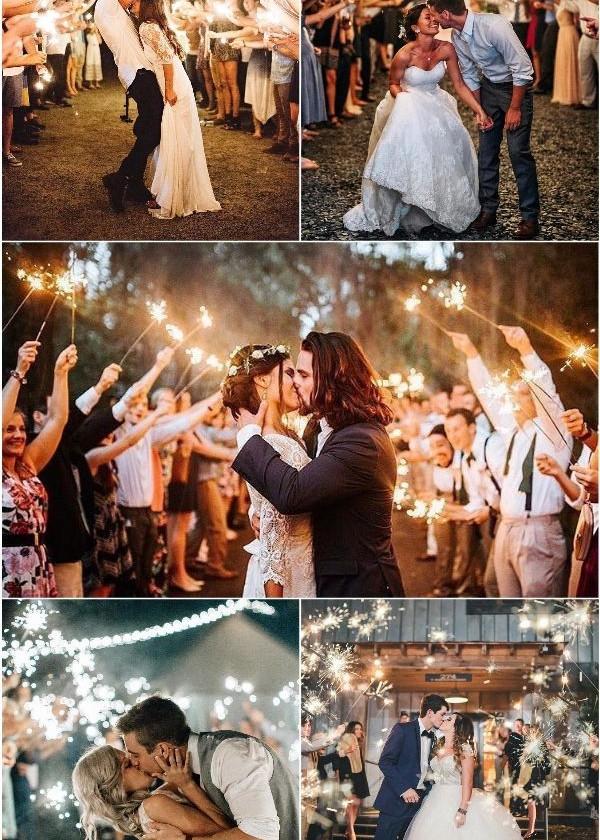 Wedding parties and dances