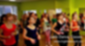 group of people in a Latin dance class