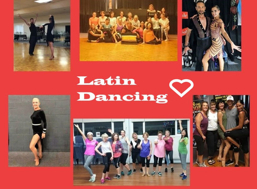 Why Latin Dancing is great for everybody