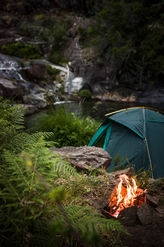 Wildcamping in Drave. Portugal, 2020.