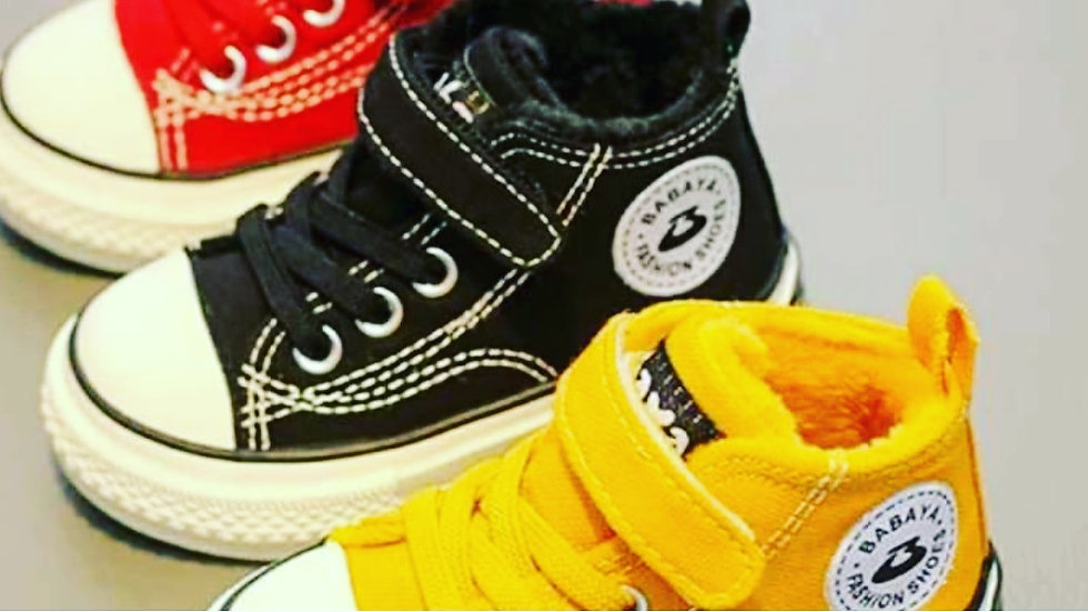 Stylish Toddler Sneakers