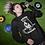 Thumbnail: Cute Goth Death Unisex Sweatshirt