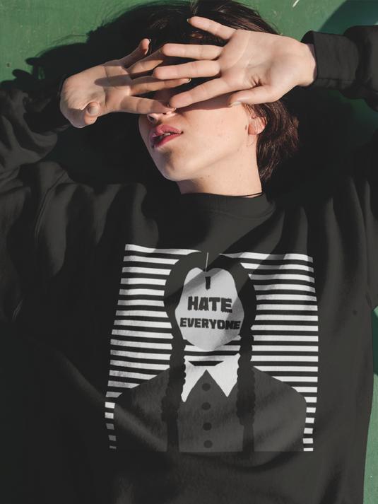 Wednesday Addams Unisex Sweatshirt