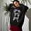 Thumbnail: Cute Goth Bow Sweatshirt