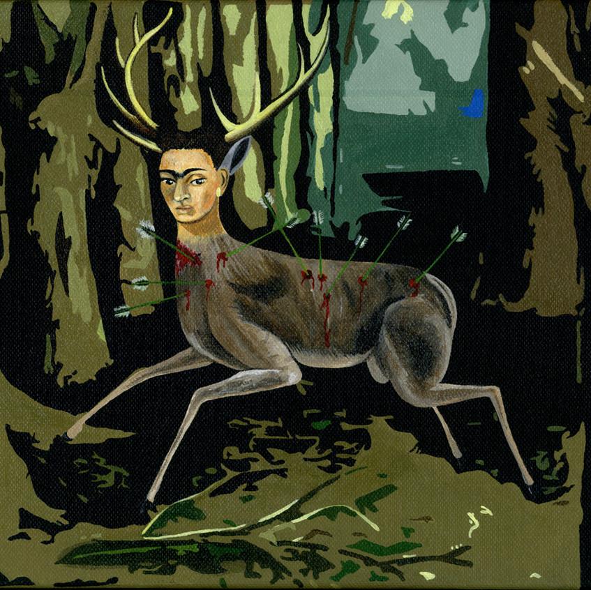 Frida Deer copy