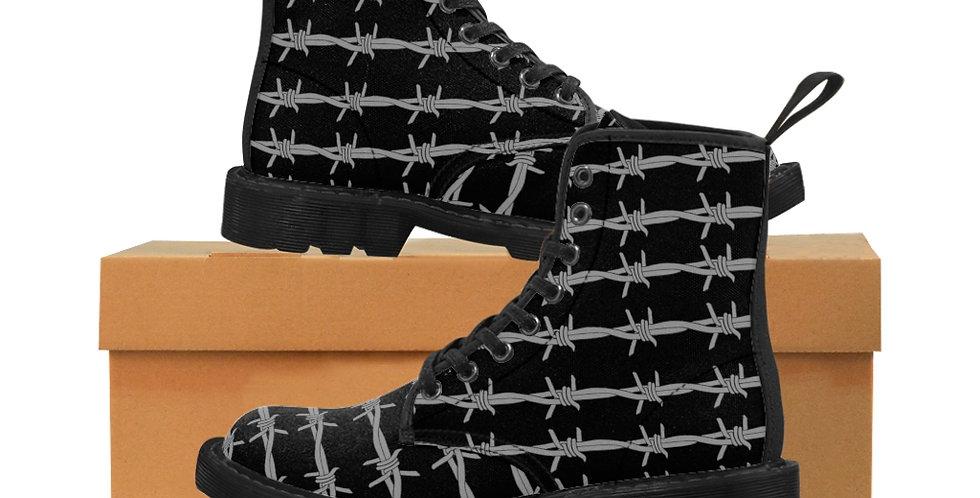 Women's Gothic Combat Boots