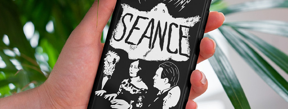 Séance Gothic Phone Case