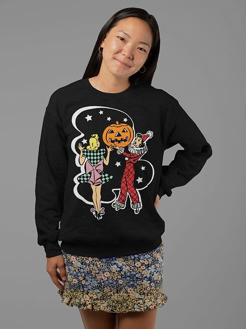 Retro Halloween Sweatshirt
