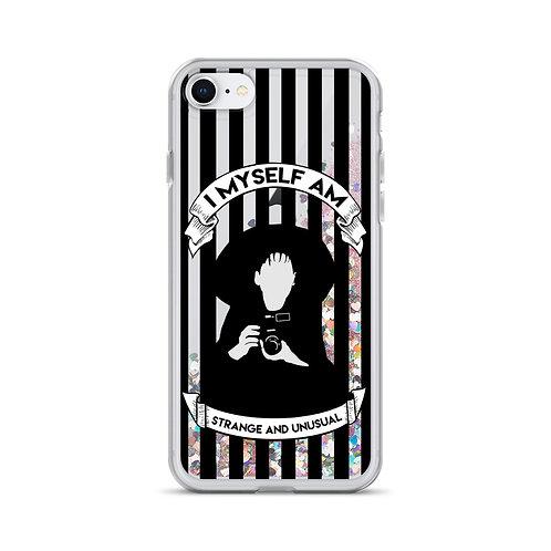Beetlejuice Liquid Glitter Phone Case