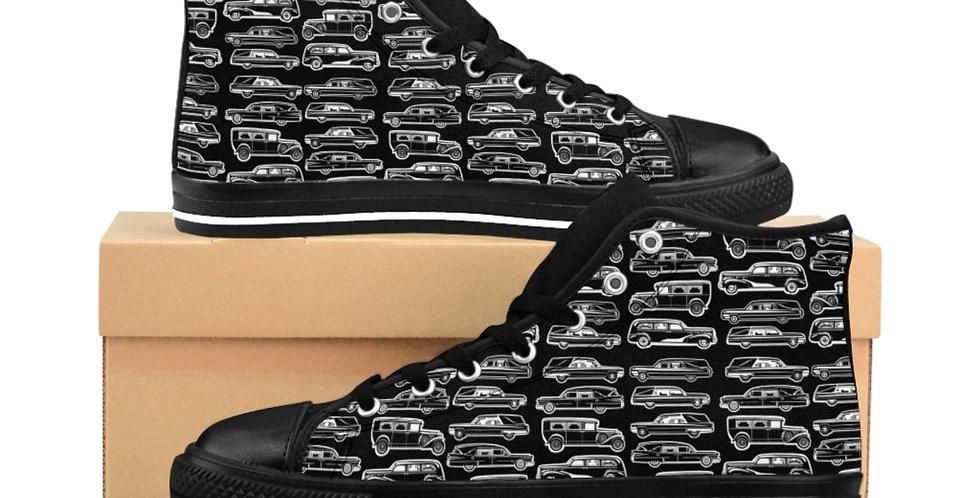 Men's Hearse High Top Sneakers